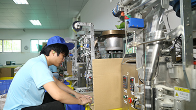 PU Earplugs Automatic Packing Machine